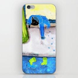 March iPhone Skin