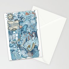 Ocenarium Stationery Cards