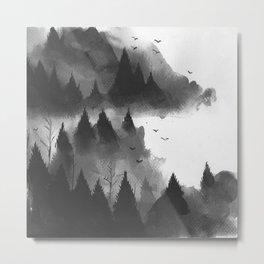 Smoky Mountains Metal Print