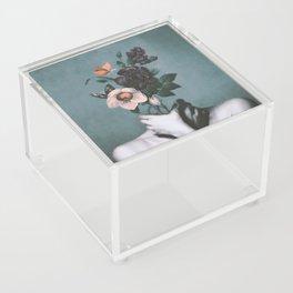 inner garden 3 Acrylic Box
