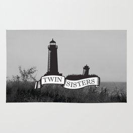 Twin Sisters Rug