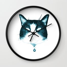 Baby Ganoush Wall Clock