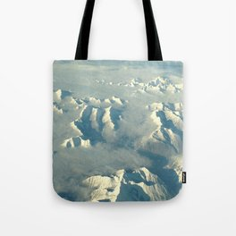 Near the Arctic Tote Bag