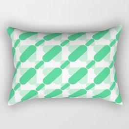 Coinranking - Amazing Crypto Fashion Art (Medium) Rectangular Pillow