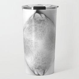 Abstract Vagina 1 Travel Mug