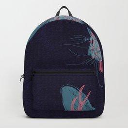 Jackelope Skull Backpack