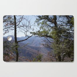 Across the Miles Cutting Board