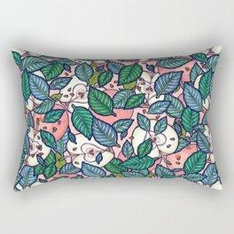 apple dream garden Rectangular Pillow