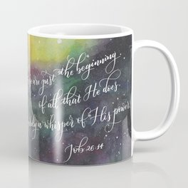 Merely a whisper Coffee Mug