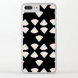 Lots of Melons! Clear iPhone Case