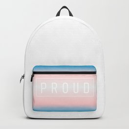 Transgender Flag v2 - Pride Backpack