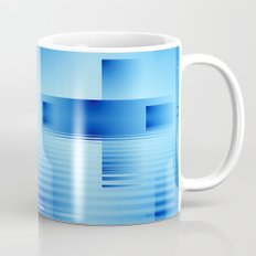Barnsley Blue Mug