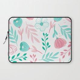 Tini Flowers Laptop Sleeve
