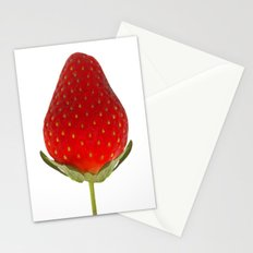 It's Strawberry Time Stationery Cards