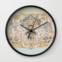 T A N G E R I N E Wall Clock