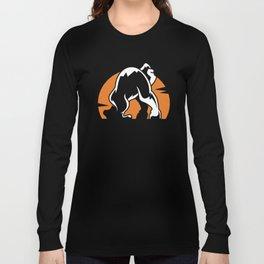 Rampage Gorilla Long Sleeve T-shirt
