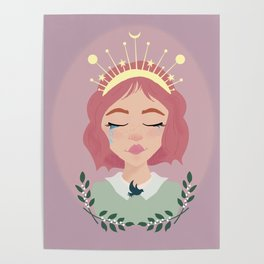 Mother Peace Poster