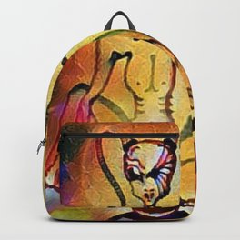 """Alien Sphere"" Backpack"