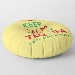 Enjoy Tequila Floor Pillow