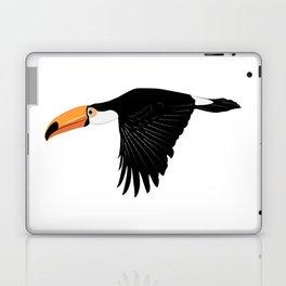 Flying toucan Laptop & iPad Skin
