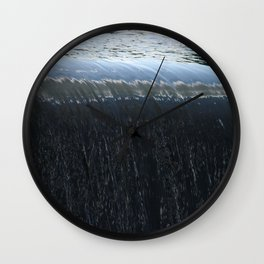 Curve Wall Clock