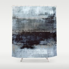 Exaggerated Shower Curtain