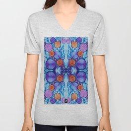 My Cymatic Perception 2 Unisex V-Neck
