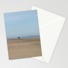 Broughty Ferry beach 2 Stationery Cards