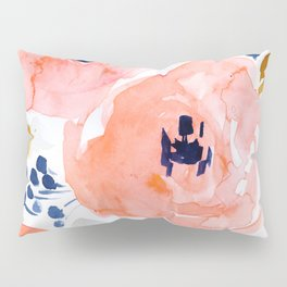 Genevieve Floral Pillow Sham