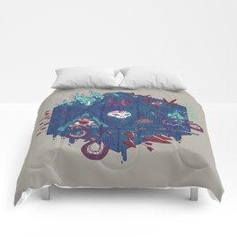 Die of Death Comforters
