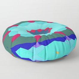 Unrepresented Aetiology 24 Floor Pillow
