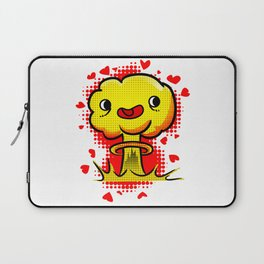 War Is Love Laptop Sleeve