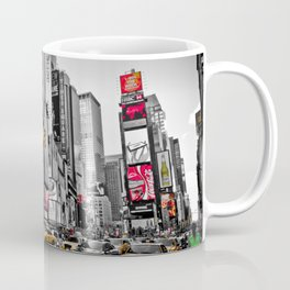 Times Square - Hyper Drop Coffee Mug