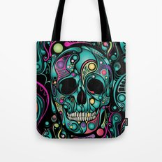 Skull Camouflage Tote Bag