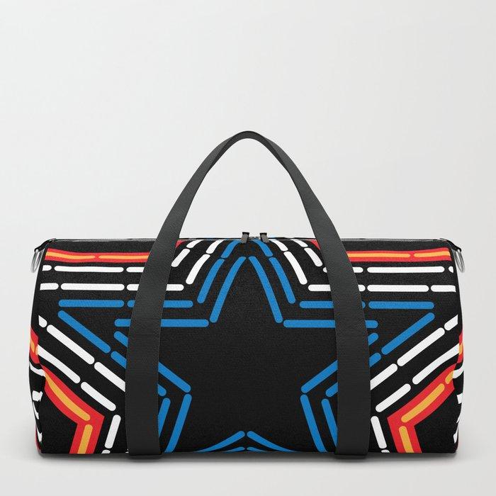 Roanoke Pride Mill Mountain Star Duffle Bag