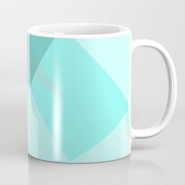 Triangles No15 Coffee Mug