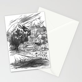 River Copper Mine Stationery Cards