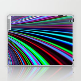 Re-Created Slide20 by Robert S. Lee Laptop & iPad Skin