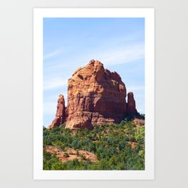 Sedona Red Rocks Art Print