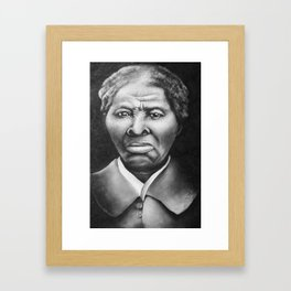 Harriet Tubman Framed Art Print