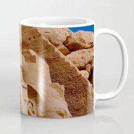 Abu Simbel Egypt Coffee Mug