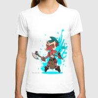 dota T-shirts featuring Troll Warlord by Angxix