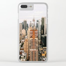 My Empire - NYC Clear iPhone Case