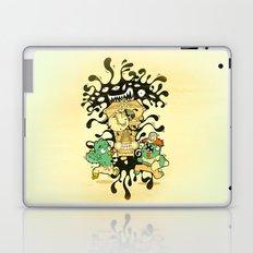 Clockwork parasite Laptop & iPad Skin