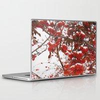 daria Laptop & iPad Skins featuring rowan-tree by Dar'ya Vlasova