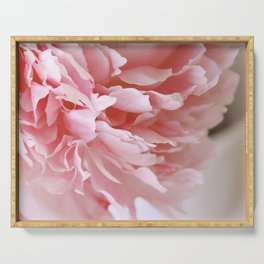 Peony Pink Serving Tray