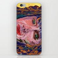 michael scott iPhone & iPod Skins featuring Michael by Paul Kimble
