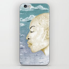 Sleep: Day By Chrissy Curtin iPhone Skin