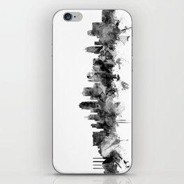 Kansas City Skyline iPhone Skin