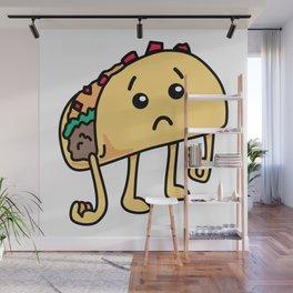 Sad Taco - Not Tuedsay Wall Mural